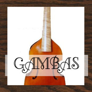 VIOLAS DE GAMBA