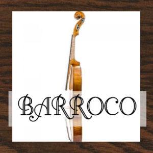 VIOLINES BARROCOS